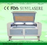 Graveur de laser de CO2 de vitesse rapide avec la FDA de la CE (100W)