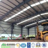 Gruppo di lavoro della struttura d'acciaio di alta qualità in Lucia santa