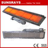 Rifornimento della fornace di trattamento termico per il bruciatore infrarosso (GR2002)