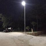 Im Freien alle in einem LED-Solarstraßenlaternemit Fernsteuerungsäußeren Solarlichtern