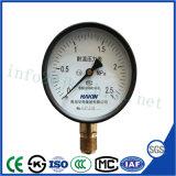 La meilleure qualité ythe manomètre de pression haute température fabriqué en Chine