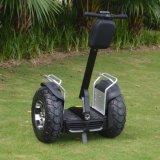 Nuevo uno mismo doble del diseño de la batería 72V 4000W que balancea el carro eléctrico de la vespa