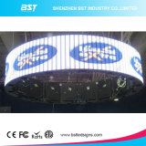 Bestes Price P5 Full Color Indoor Curved LED Display Screen für Night Club