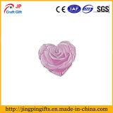Personalizar Rose moldar o pino de lapela para venda