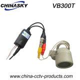UTP (VB300T)를 통해 액티브한 CCTV 영상 발룬 전송기