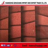 Technique de la plaque d'impression de la brique superbe Grain PPGI en acier galvanisé prélaqué