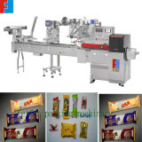Flujo automático total Biscuit de máquina de embalaje