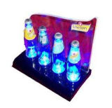 Kundenspezifischer LED-Schaukasten mit Firmenzeichen