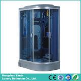 El más nuevo sitio de la cabina de la ducha del vidrio Tempered del diseño (LTS-2185L/R)