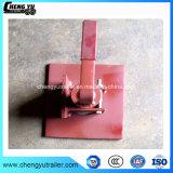 Recipiente de partes separadas Chengyu fornecendo trava giratória do carro elevador trava giratória