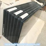 Il rivestimento per pavimenti del granito nero assoluto/ha lucidato le lastre nere del granito dello Shanxi