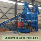 Ce approuvé de haute qualité de la biomasse Pellet la granulation de ligne de production de carburant