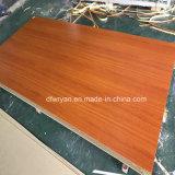 17mmの良質家具に使用するチェリーによって直面されるMDFのボード