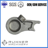 造られる高品質の炉または鍛造材の部品か造られた鉄のヘッドまたは鋼鉄