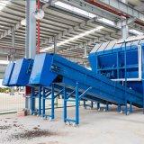Machine&Waste Srapの金属のリサイクルプラントをリサイクルする金属