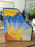 Картонная коробка Flexo печати штампа временных интервалов режущего механизма упаковки картонная коробка машины
