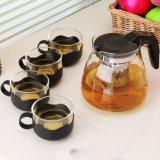 De Pot van de thee met Ss de Waterkruik van de Thee van de Kruik van de Thee van het Glas van de Filter
