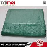 Poly couverture campante en plastique imperméable à l'eau de tente de bâche de protection
