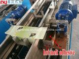 Papel de seda Semi-automático de alta calidad caja de cartón máquina de sellado