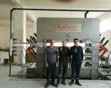 Machine chaude moulée automatique de presse de peau de porte de vente chaude