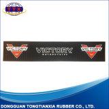 Custom grabado en relieve Logo Dimpled PVC barra de goteo Mat