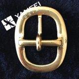 高品質の固体真鍮のベルトの留め金