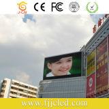 Bandiera esterna della visualizzazione della matrice a punti del LED che fa pubblicità allo schermo
