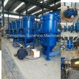 Edelstahl-Kokosnuss-olivgrüne kochendes Schmierölfilter-Maschine
