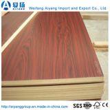 Papel contínuo do cor da alta qualidade/o de madeira da grão da melamina enfrentou o MDF