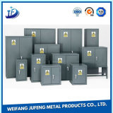 Metal da chapa de aço que carimba o gabinete com serviço de OEM/Customized
