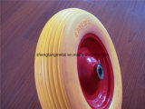16X4.00-8 plutônio Foam Rubber Wheel
