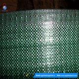 Rete fissa nera stabilizzata UV del limo tessuta pp di verde per il servizio dell'Australia