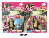 安い昇進のギフトの柔らかいプラスチックおもちゃの人形(9279847)