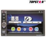 Lecteur DVD de voiture double DIN 2DIN de 6.5 pouces avec système Android Ts-2501-1