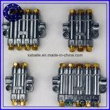 Colectores de latón conexiones con tamaño de rosca para el separador de aceite del divisor de la válvula de agua