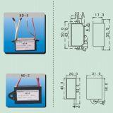 Anion Plasma Generator Air Cleaner com purificador de ar