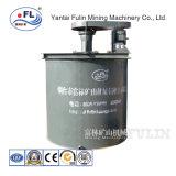 Seul le lessivage de rotor de l'Agitation agitateur du réservoir pour le traitement des minéraux
