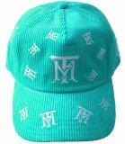 Chapéu liso do tampão do paizinho do bordado