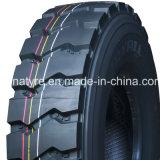 GCCの点が付いている1200r20 1100r20の管のトラックのタイヤの放射状の鋼鉄トラックそしてバスタイヤ