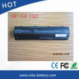 batería del cuaderno de la computadora portátil 5200mAh para HP G32 G56 G62 G72