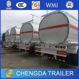 De tri-As van de Fabrikant van de Aanhangwagen van China 40000 Liter van de Verkoop van de Olietanker
