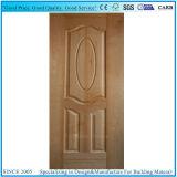 HDFによって形成されるシタンのベニヤのドアの皮の専門の製造業者
