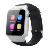 S39 Smartwatch Téléphone Bluetooth avec caméra de surveillance du repos Podomètre simple SIM