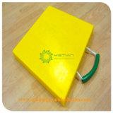 De Stootkussens van de Kraanbalk van Materil van HDPE/UHMWPE/Recycled/de Stootkussens van de Kraan/Grootte kunnen Douane zijn