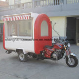 Food Cart Electric Motorbike talk Hamburg Carts mobile Coffee Food Truck Jy-B51