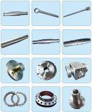 Asta cilindrica lavorante di pezzo fucinato dell'acciaio legato del acciaio al carbonio di CNC delle parti meccaniche su ordine dell'asta cilindrica 42CrMo