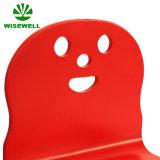 微笑の表面形の子供の幼児のBentwoodの椅子