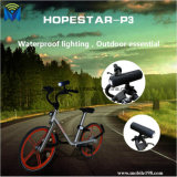 Держатель силы Bank+LED светлый +Bike дикторов Subwoofer напольного велосипеда диктора Bluetooth портативный басовый