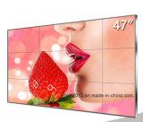 Nouveau Super écran LCD du cadre étroit Videowall 47 n'a l'épissage mur vidéo avec le logiciel libre de l'écran