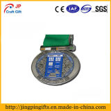 Medalla de encargo del metal de Taekwondo de la alta calidad